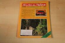 71937) Ford Mondeo - Audi 100 Avant quattro 2.8E - Auto + Reise 03/1993