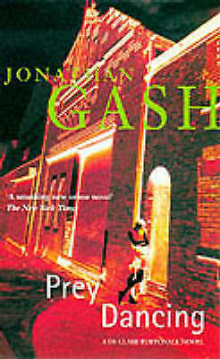 Gash, Jonathan, Prey Dancing, Very Good Book