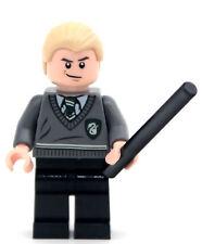 LEGO DRACO MALFOY Minifigure from Harry Potter set 4841 (Hogwarts Express)