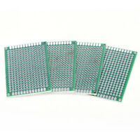 10PCS Double Side Prototype PCB Universal Printed Circuit Board 4x6cm 2.54mm US