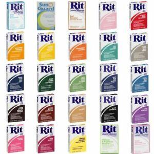 Rit Dye Powder Dye 31.9g - For Fabrics, Plastics, Nylon - All Colours