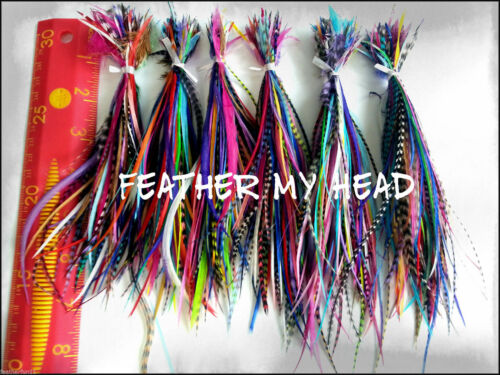Jewelry Long For Hair 10-18cm 100 Feathers Short  4-7 In Crafts Flyting