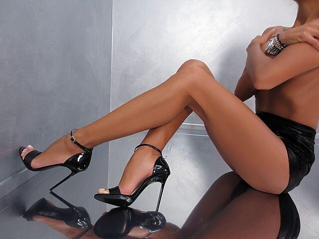 MADE IN ITALY SEXY SEXY SEXY PIGALLE HEELS SN1 DAMEN SANDALETTE SCHUHE LEDER SCHWARZ 37 bb2d17