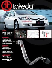 TAKEDA 2006-2011 HONDA CIVIC DX LX EX 1.8L COUPE SEDAN R18 COLD AIR INTAKE CAI