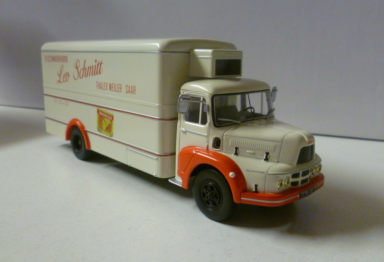 Oltimer Camion 1961 UNIC à 66d Camion frigorifique 1 1 1 43 Prix Spécial dbc716