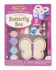 Melissa & Doug Decorate Your Own Butterfly Doll Colouring Craft Set Play Art