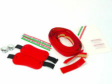Cinetica handlebar tape Selev Skyribbon vintage bicycle RED bar tape  NOS