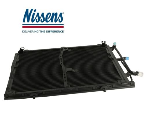 For Mercedes W140 300SD CL500 S600 Air Condition A//C Condenser Nissens 351036691
