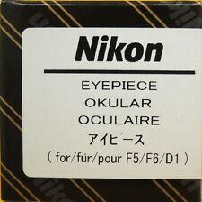Nikon Finder Eyepiece for F6,F5,F4,F3HP, F3T,F3P,&D1