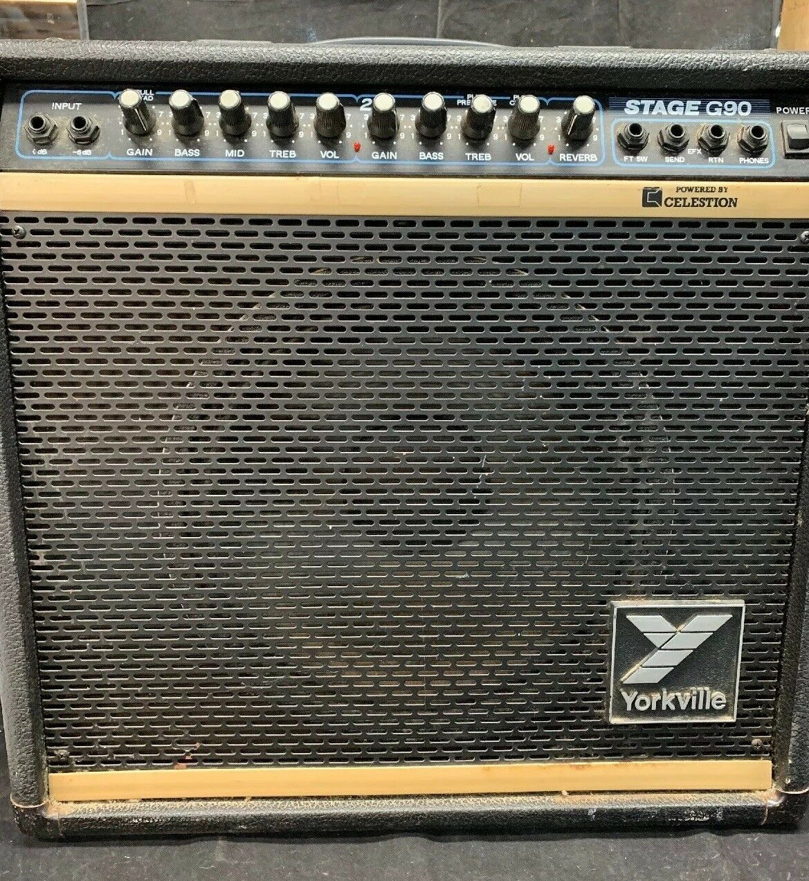 Yorkville Stage G90 Guitar Amplifier Pre-Owned Works