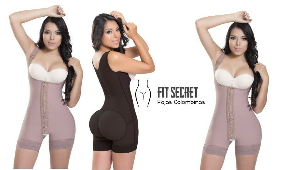 Fajas Colombianas Reductoras Original Post Surgery Swelling Control Stage 2