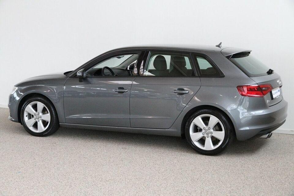 Audi A3, 2,0 TDi 150 Ambition SB, - dba.dk - Køb og Salg ...