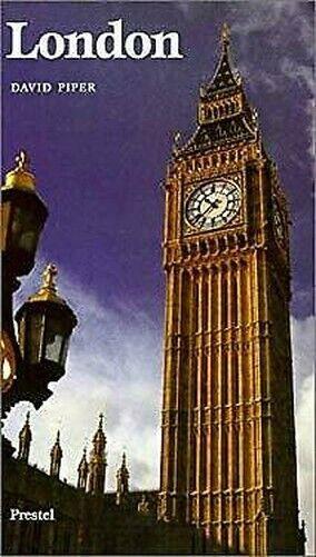 London. Ein Führer David Piper