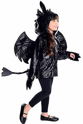 Toothless for Tweens Hoodie Costume How to Train Your Dragon 5 6 7 8 9  10 12