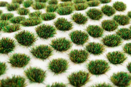 WWS Autumn 4mm Self Adhesive Static Grass x 100 Tufts