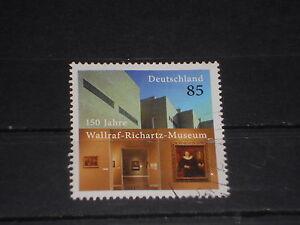 """A1 Bund 2011 MiNr. 2866 """" Wallraf- Richartz- Museum """" - Halle, Deutschland - A1 Bund 2011 MiNr. 2866 """" Wallraf- Richartz- Museum """" - Halle, Deutschland"""