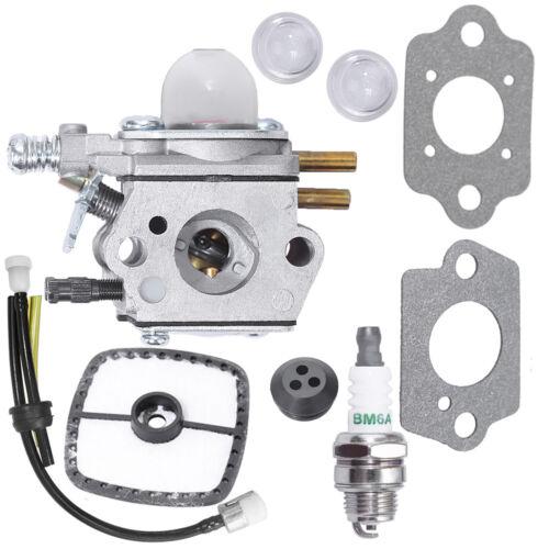 Carburetor Kit fit ZAMA C1U-K47 C1U-K52 C1U-K29 ECHO PAS2110 SHC1700 12520013312