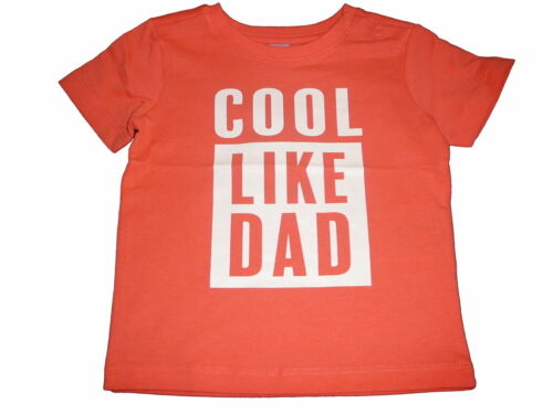 92 orange mit witzigem Schriftzugdruck ! NEU Dopodopo tolles T-Shirt Gr