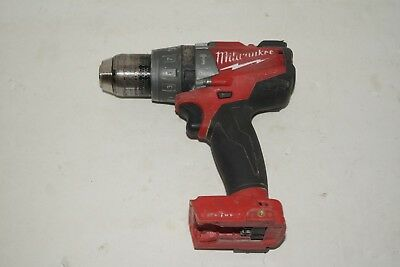 Tool Only Milwaukee 2706-20 ONE-KEY 18-Volt Cordless 1//2 inch Hammer Drill