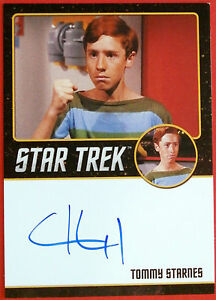 STAR-TREK-TOS-50th-CRAIG-HUXLEY-as-Tommy-Starnes-Autograph-Card
