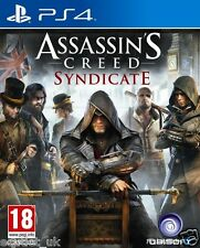 Assassin's Creed Syndicate PS4 - NEW AND SEALED PlayStation 4 Game