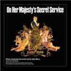 On Her Majesty's Secret Service [Bonus Tracks] [Remaster] by John Barry (Conductor/Composer) (CD, Feb-2003, Virgin EMI (Universal UK))