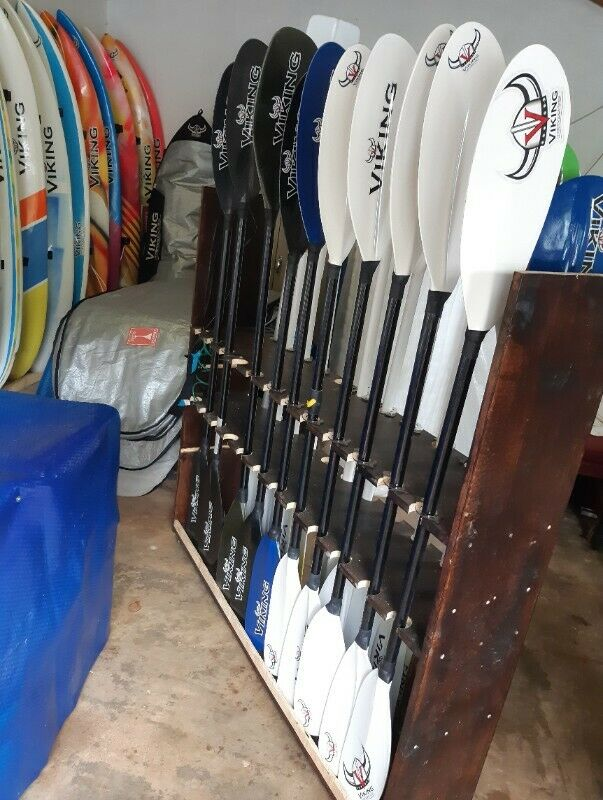 Paddles strong and lightweight