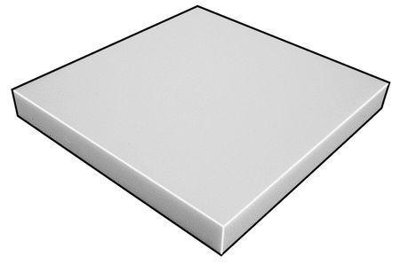 Foam Sheet,Anti-Static Poly,1//2x24x36 In ZORO SELECT 5GDA7