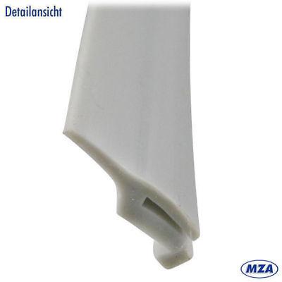 2x 220mm geschnitten 450mm PVC schwarz Keder am Scheinwerferhalter SR4-1 Spatz