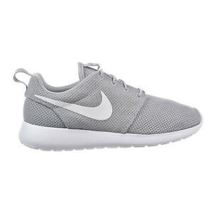 bf14e6ec96b96 Nike Roshe One Men s Shoes Wolf Grey White 511881-023