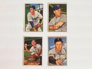1952-Bowman-Baseball-Hank-Majeski-58-Philadelphia-Athletics-Set-Break