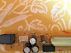 Nec-lcd195nx Audio Power Pcb Circuit Board 715g2709-2-4 Testé-afficher Le Titre D'origine