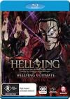 Hellsing Ultimate : Collection 3 : Eps 9-10 (Blu-ray, 2014, 2-Disc Set)