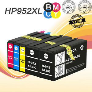 5PK-952XL-952-XL-Ink-Set-For-HP-Officejet-Pro-8710-7740-8210-8216-8218-Printer