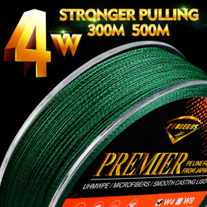 PE-Braided-Fishing-Line-300M-500M-Japan-4-Weaves-Super-Strong-Multifilament-Line