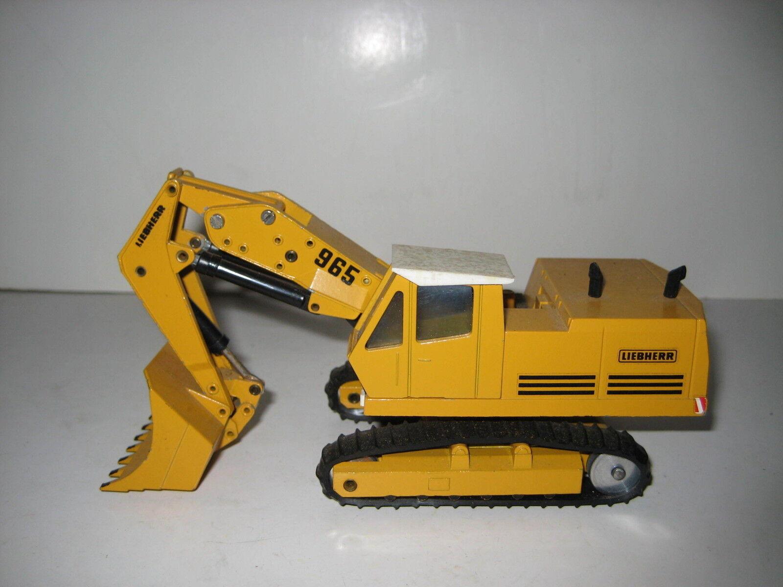 Liebherr R 965 excavadoras alta cuchara orugas  278.2 Gescha 1 50