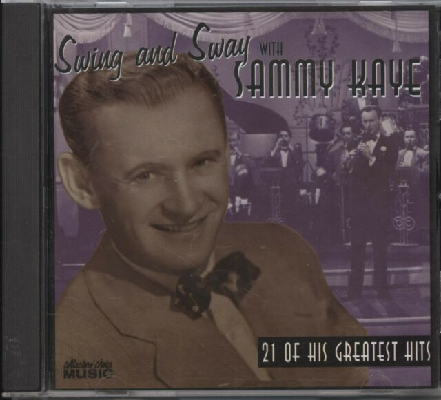 Swing and Sway with Sammy Kaye (21 of his Greatest Hits) CD Album
