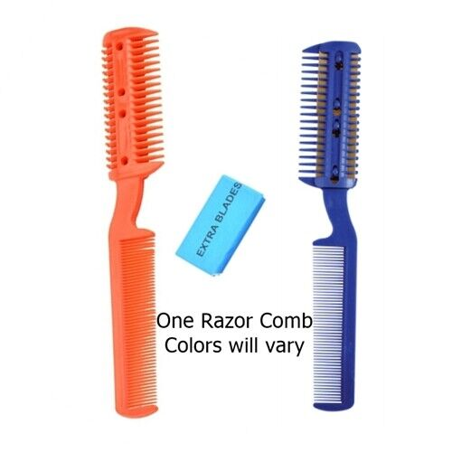 Reborn Styling Comb Mohair Comb and Trimmer Reborn Baby Doll Razor Comb