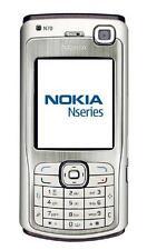 Brand NEW NOKIA N70 Sbloccato Telefono - 2 CAM MP-Radio FM-BLUETOOTH - 3G
