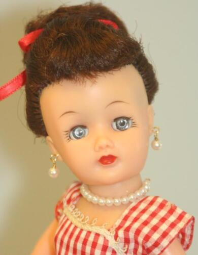 "Pearl Jewelry Necklace Earrings Bracelet 8/""10/""12/"" Vintage Doll LMR Cissette Toni"