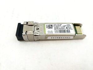 Lot-10-Genuine-100-Cisco-SFP-10G-SR-SFP-1000BASE-SR-Transceiver-Module