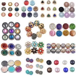 Magnetic-Round-Hijab-Pin-Headscarf-Abaya-Women-Clasp-Brooch-Shawl-Scarf-Pin