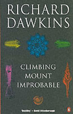 Climbing Mount Improbable (Penguin science), Dawkins, Richard, Excellent Book