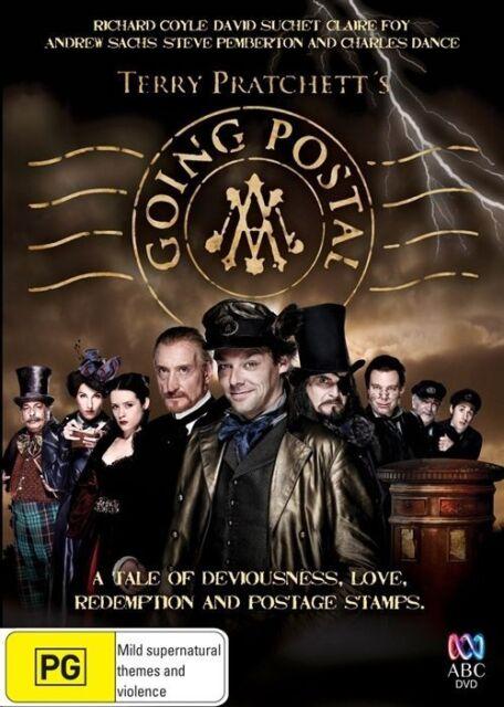 Terry Pratchett's Going Postal (DVD, 2012)