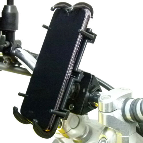Montaggio per manubrio moto & Quick grip supporto per iPhone 7