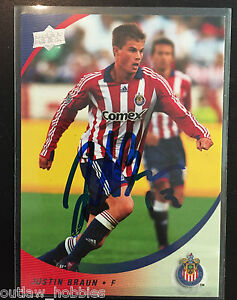 Chivas-USA-Justin-Braun-Signed-Autographed-2008-MLS-UD-Card