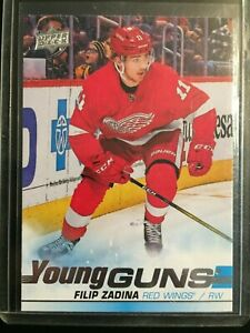 50-CENTS-COMBINED-SHIPPING-2019-20-Upper-Deck-Young-Guns-Filip-Zadina-478