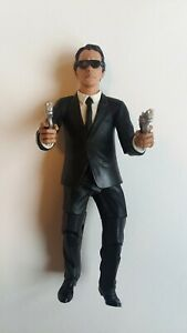 "MEZCO 7"" RESERVOIR DOGS MR. WHITE COLLECTIBLE FIGURE, PRE-OWNED"