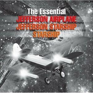 Starship-The-Essential-Jefferson-Airplane-Jefferson-Starship-Starship-New-CD