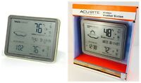 In Box – Acurite Large Screen Wireless Weather Station Acu Rite 75107tb